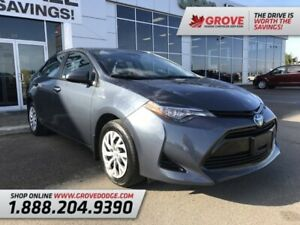2017 Toyota Corolla LE| Cloth| Low KM| CD Player| AUX