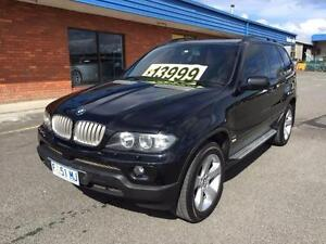 2004 BMW X5 Wagon 4.4 V8 In Excellent Condition Prospect Vale Meander Valley Preview