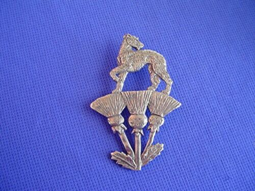 Scottish Deerhound Irish Wolfhound pin #16j Pewter Dog Jewelry b Cindy A. Conter