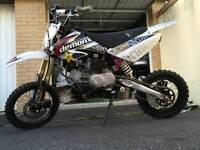 Demon X 160cc pitbike