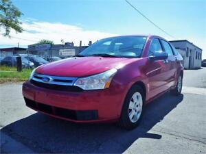 FORD FOCUS SE! AUTO! LOW KM! CERTIFIED!