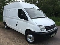 Ldv maxus 3.5T 95 Lwb Van High Roof