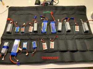 $450+ Worth of RC Lipo batteries in new(ish) condition for $300!