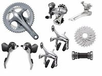 Shimano Tiagra 4600 Compact 10 speed groupset - great condition