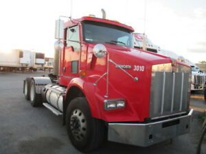 2012 Kenworth T800 day cab automatique