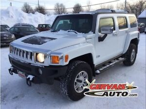 Hummer H3 4x4 Cuir Toit Ouvrant MAGS 2006