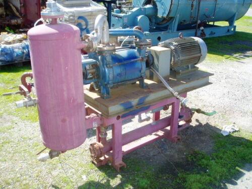 20 Horsepower SIHI Vacuum Pump
