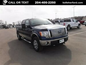 2012 Ford F-150 XLT SuperCrew 4x4 5.0Lv8