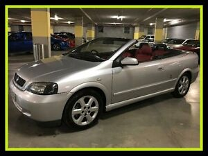 2004 Holden Astra TS Silver Automatic Convertible Campbelltown Campbelltown Area Preview