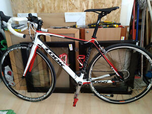 Look 566 full carbon 17lbs 50cm like New