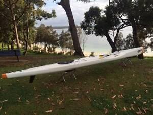 Epic V7 Surfski Waverton North Sydney Area Preview