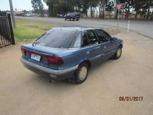 1989 Mitsubishi Lancer Hatchback Yarrawonga Moira Area Preview
