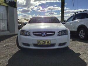 2009 Holden Commodore VE MY09.5 International White Automatic Sedan Kurri Kurri Cessnock Area Preview