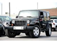 2012 Jeep Wrangler Unlimited Sahara 2Toits CUIR GPS BLUETOOTH