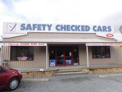 Safety Checked Cars