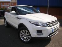 15 RANGE OVER EVOQUE 2.2 SD4 PURE DIESEL 4X4 AUTOMATIC 190 BHP *HEATED LEATHER*