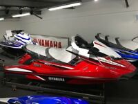 Yamaha WaveRunner FX SVHO 2018 Jetski