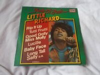 Vinyl LP King Of Rock Little Richard Europa 111403
