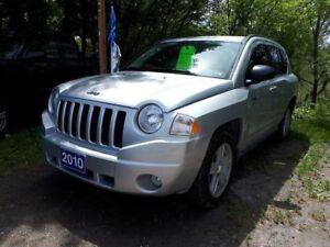 2010 Jeep Compass North Edition..certified,Stick!!