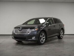 2012 Toyota Venza Cloth, tint, clean CarProof!