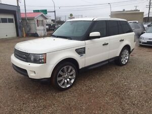 2010 RANGE ROVER SPORT SUPERCHARGED MINT CONDITION!!