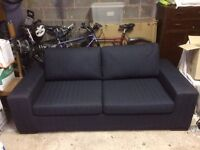 David Phillips 3 Seater Sofa - Charcoal