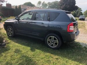 2008 Jeep Compass AS IS
