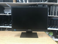 Samsung SyncMaster 2inch S24A450BW Widescreen LED Monitor - Black