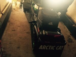 Like New Arctic Cat Z1 Turbo Sled Kitchener / Waterloo Kitchener Area image 8