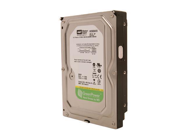 Western Digital AV-GP WD5000AVDS-FR