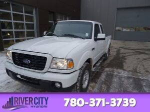 2008 Ford Ranger SUPERCAB SPORT Accident Free,  A/C,