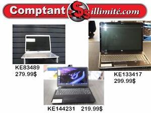 Les portable à prix abordables Chez Comptant illilimite.com 819-822-7777
