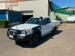 2010 Ford Ranger PK XL (4x4) 5 Speed Manual Super Cab Chassis Holtze Litchfield Area Preview