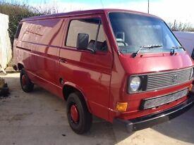Volkswagen Transporter T25 Panel Van