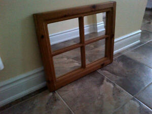 Mirror - Solid wood frame Peterborough Peterborough Area image 1