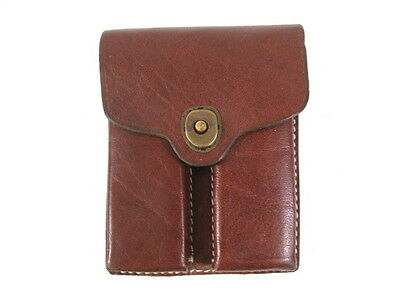WWII US Army M1923 Leather Magazine Pouch M1911A1 .45acp Pistol - Reproduction for sale  Shipping to Canada