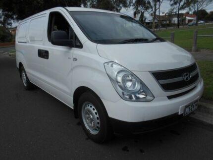 2012 Hyundai iLOAD White Automatic Van Preston Darebin Area Preview