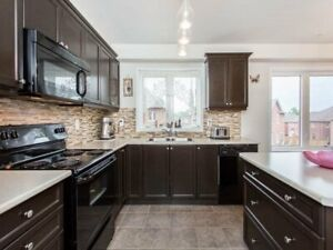 Gorgeous 3+1 Bedroom Freehold Townhouse for sale