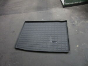Mercedes B250 Weather Tech Rubber Floor Mats and Trunk Tray