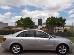 2005 Hyundai Sonata Sedan Mount Louisa Townsville City Preview