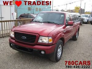 2009 Ford Ranger Sport 4dr 4x4 - ONLY 124KMS - CANOPY