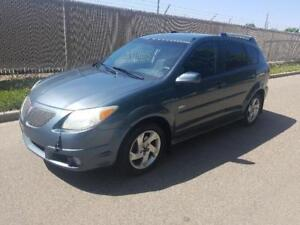 2006 Pontiac Vibe *** GREAT ON GAS*** ONLY 161410 KM