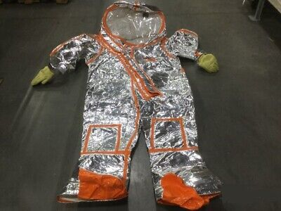 Kappler Frontline 500 F5h58091 Size 2xl3xl Chemical Toxicological Suit