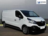 2014 Renault Trafic LL29 BUSINESS DCI S/R P/V Diesel white Manual