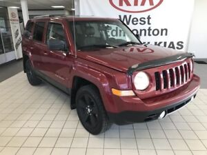 2014 Jeep Patriot Limited 4WD 2.4L *NAVIGATION/SUNROOF/LEATHER H