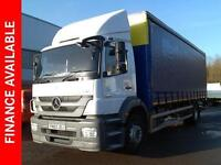 2012 Mercedes-Benz Axor 1824 Diesel white Manual