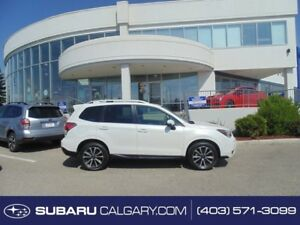 2018 Subaru Forester Limited | TURBOCHARGED | POWER STEERING | A