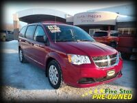 2015 Dodge Grand Caravan SXT STOW 'N GO