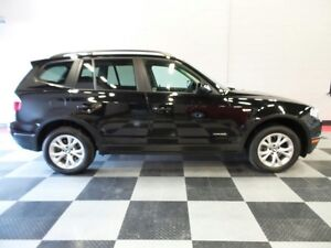 2009 BMW X3 30i/PANORAMIC SUNROOF/LEATHER