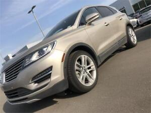 2015 Lincoln MKC LS - LOADED ONLY $269 B/W W/EXTENDED WARRANTY!!
